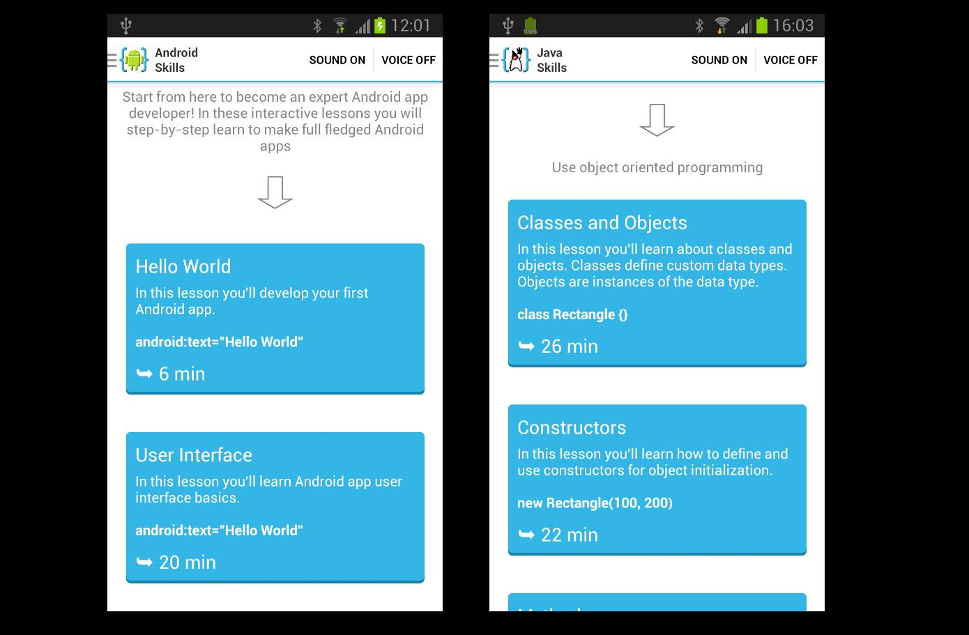 Aide android ide baditri Choice Image