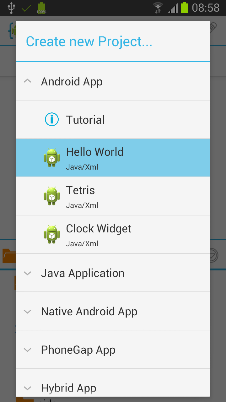 Android Tutorial | AIDE - Android IDE